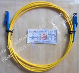 E2000/PC SM Simplex Fiber Optic Patch cord