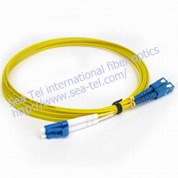SC TO LC fiber optical patch cord