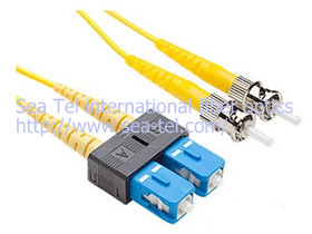 ST TO SC fiber optical patch cord