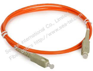 SC/PC Multi-mode Simplex Fiber Optic Patch cord