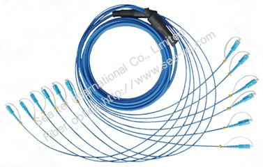 SC/UPC Armoured Fiber Optic Patch cord cable