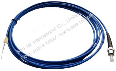 ST/UPC SM Armored Fiber Optic Pigtail