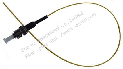 ST/PC Fiber Optic Pigtail 1.5m 0.9mm